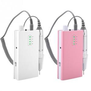 Image 3 - 30000 rpm ポータブル電気ネイルドリルマシン充電式コードレスマニキュアペディキュア用機器 ue/米国のプラグイン