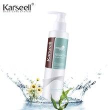 Leave in cabelo massagem proteína creme couro cabeludo cuidados queratina alisamento tratamento argan óleo máscara de cabelo reparação onda realçadores 150ml