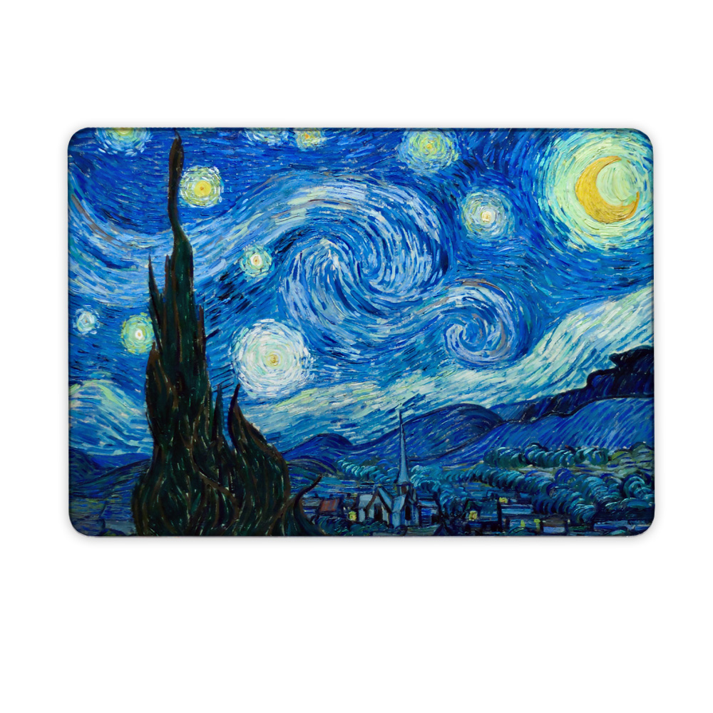 Starry Night Oil Painting Sleeve orui 11 13 Pro tinklainės 13