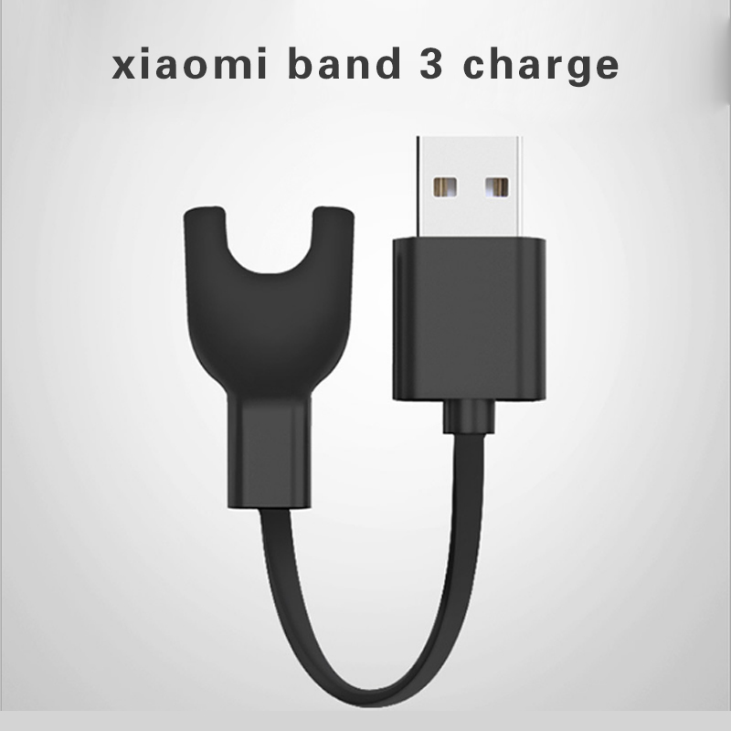Original Xiaomi Dedicated Charger For Xiaomi Mi Band 3 Charging Contacts Easy to Carry Mini Portable Charger xiaomi band 3 charger for xiaomi mi band 2 charger mini usb miband charger gold plated charging contacts for miband 2 miband2 mi band2