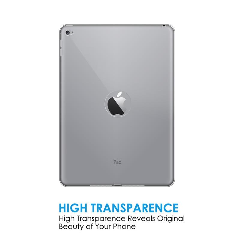 Apple iPad Air2 Case Ultra-nazik Zərbəyə Qarşı İncə Silikon - Planşet aksesuarları - Fotoqrafiya 3