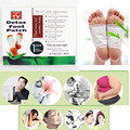 30pcs/3box  Sleep Beauty Slimming Patch Detox Foot Patch Bamboo Vinegar Pads Improve  Adhesives Organic Herbal Cleansing Patches