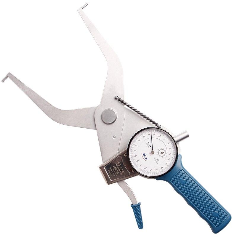 Dial Caliper Inside Gauges Metric 115 135 150mm 0 01mm Shockproof Carbide Measuring Points Micrometer Tools
