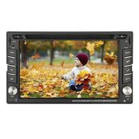 6 2 Inch Win 8 In Dash Audio GPS Navigation Car DVD CD Video Player 2