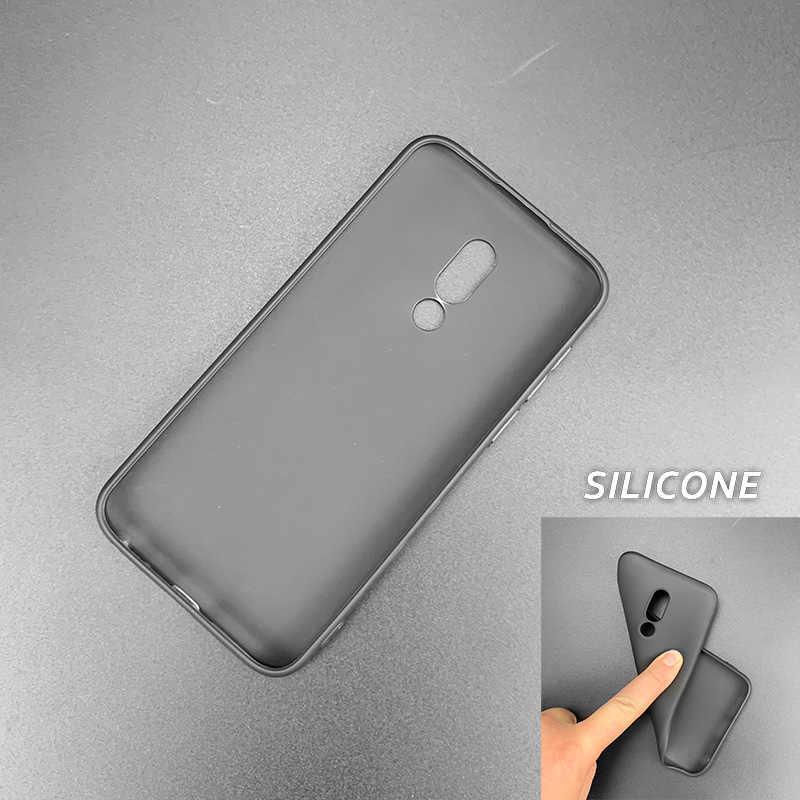 Capa de Silicone para Meizu 16 16th M6T Coque Escuro Preto Shell Capa Tpu Telefone Celular Polonês Maçante Os Amantes Se Beijando Mickey minnie Mouse