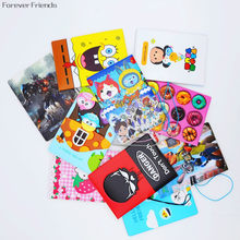 Hot Sale PU&PVC Fashion passport Cover ,business Card -ID Holders for travel , 24 kinds of Pattern for choose(China)