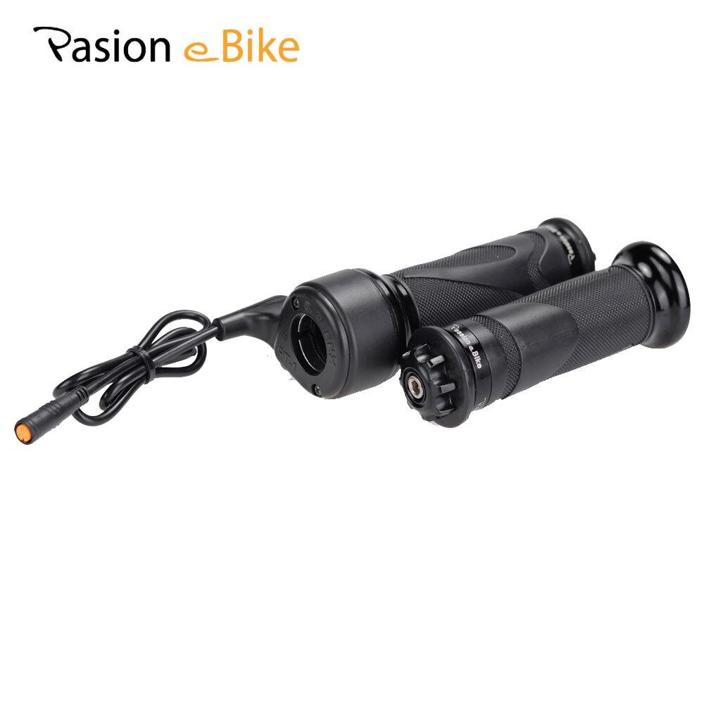 PASION E BIKE BBS01 BBS02 BBSHD Bafang Twist Gas Geschwindigkeit Throttles BAFANG Elektro-bike Teile 8FUN Ebike Twist Drossel