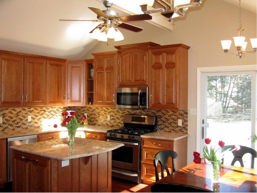 Achetez en gros en bois massif armoires de cuisine en ligne des grossistes en bois massif - Cuisine romaine traditionnelle ...