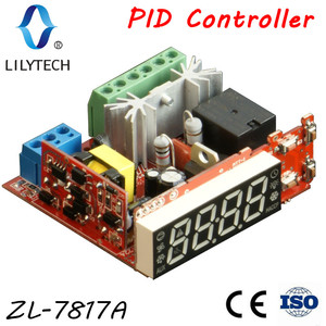Image 3 - ZL 7817A, PID temperature controller, thermostat, with Integrated SSR, 100 240Vac power supply, CE, ISO, Lilytech