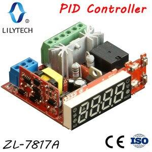 Image 3 - ZL 7817A, controlador de temperatura PID, termostato, con SSR integrado, fuente de alimentación 100 240Vac, CE, ISO, Lilytech