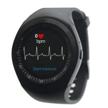 Smartwatch עמיד למים כושר פעילות Tracker כרטיס ה sim עם כל יום לב קצב שינה ניטור לביש שעון יד Ultra  ארוך