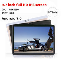 NERLMIAY 9 7 Inch Tablet Android 7 0 Tablets 4G 64G ROM Tablet PC Octa Core