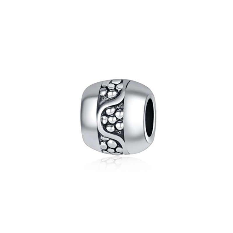 Ajuste pandora encantos prata 925 pulseira original jóias dia dos namorados mary poppins bijoux sieraden riverdale contas jóias