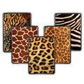 Чехол Для ipad 234 Tablet Чехол леопардовый Жесткий ПК Чехол Для Apple iPad 2/3/4 с DIY Поддержка