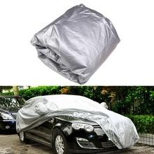 Водонепроницаемый Полный автотентами открытый защиты от солнца Обложка для автомобилей отражатель пыли снег защитные внедорожник седан хэтчбек для Toyota