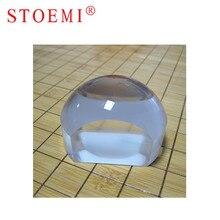 STOEMI 6921 уменьшенная купольная Лупа диаметр 80 мм биплан пресс-папье зрение помощь лупа для чтения Искусство и ремесла