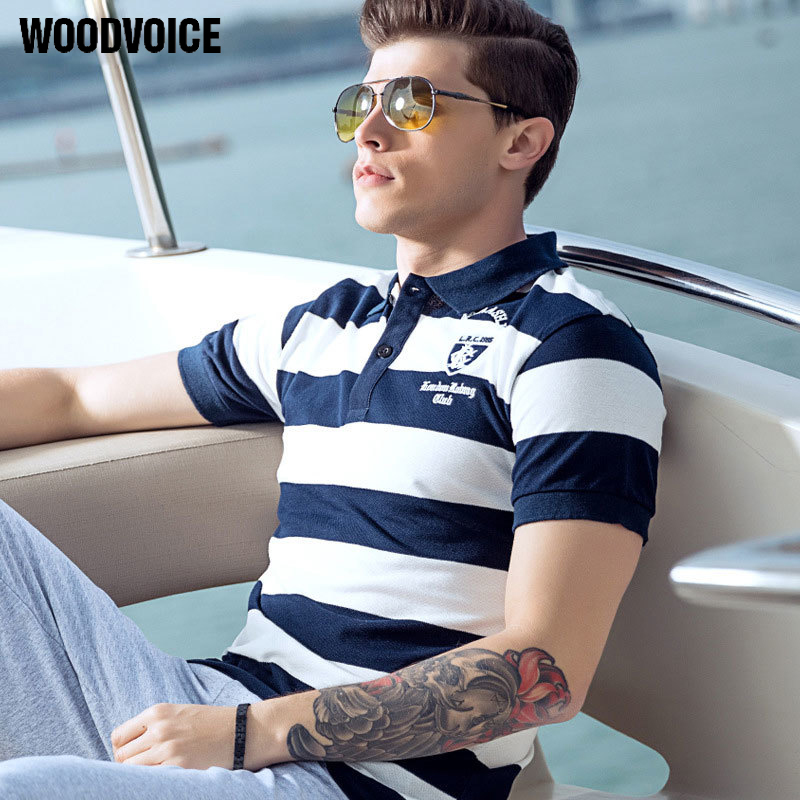 New 2018 Brand Men's   Polo   Shirt High Quality Men Cotton Short Sleeve shirt jerseys Summer Breathable Mens   polo   Shirts masculino
