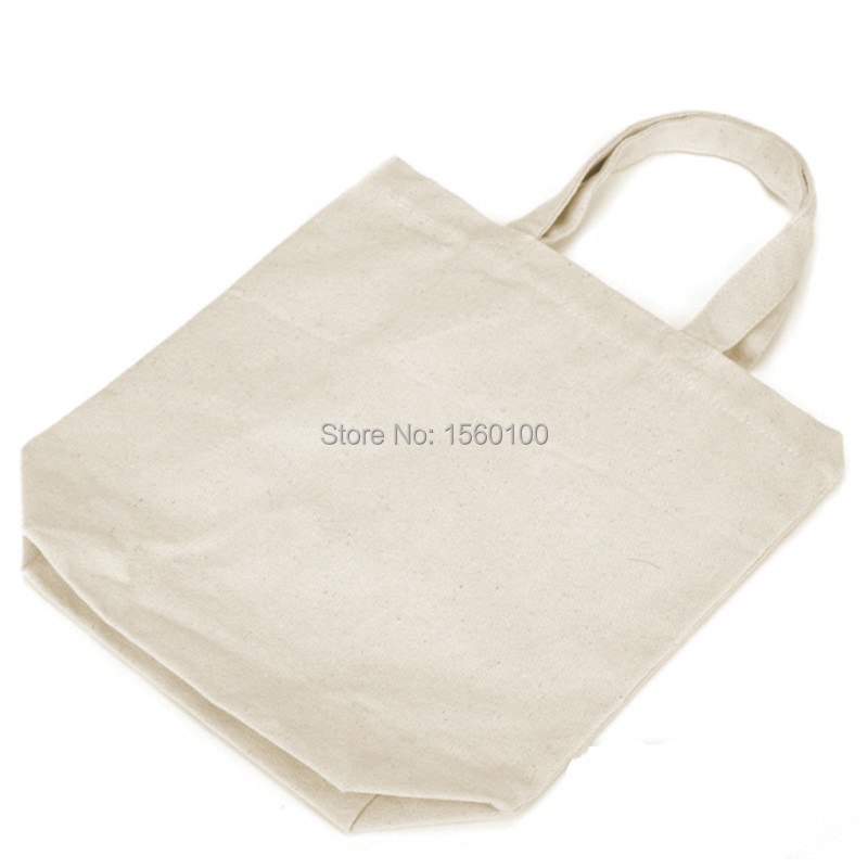 Kohandatud ostukäru kangast kotti korduvkasutatav puuvillase koti - Kooli- ja hariduse tarbed - Foto 3