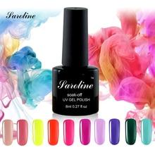Saroline 8 ml Nail Varnish UV Gel UV LED Soak Off Gel Polish Pick Colors Coating