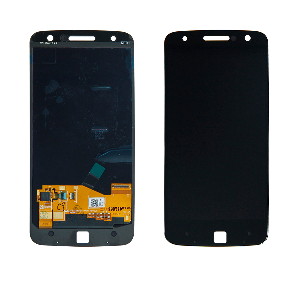 For Motorola Moto Z XT1650 LCD Display Screen Digitizer with Touch Panel Glass Sensor AssemblyFor Motorola Moto Z XT1650 LCD Display Screen Digitizer with Touch Panel Glass Sensor Assembly