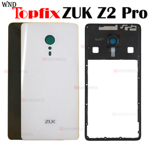 Original Lenovo ZUK Z2 Pro Battery Cover Glass+Glue Lenovo ZUK Z2Pro Middle frame ZUK Z2Pro Housing Case ZUK Z2 Pro Back cover