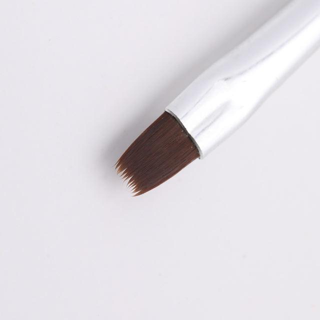 5Pcs/Set Nail Art UV Brushes Nail Extension Gel Polish Mixed Shape Flower Painting Drawing Acrylic Brush Nail Tools