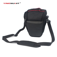 Triangle Camera Bag Digital Photo Case For Canon EOS 1200D 600D 60D 100D SX60 T6i For