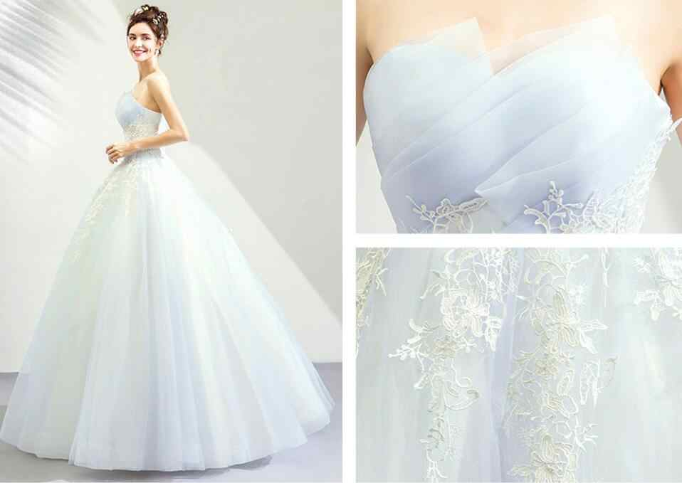 Detail feedback questions about walk beside you light blue prom