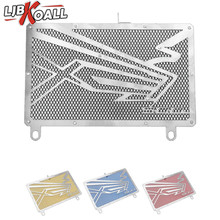 LJBKOALL Motorcycle Radiator Guard Grill Grille Cover Protector for 2013-2015 Honda CB500F CB500X 2013 2014 2015 2016 2017 2018