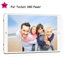 """Con el Seguimiento Para Teclast X80 Potencia 8.0 """"Tablet 9 H HD Clear Protector de Pantalla de Vidrio Templado Protector de Pantalla de cine para x80"""