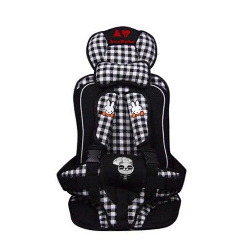 Hot 100% удобный валик детское автокресло, Портативный безопасности детский стульчик, За 9 месяцев-4 лет дети Recaro