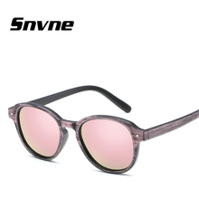 Snvne vidrios de Sun de señora grano de madera gafas de sol para mujeres de los hombres gafas de sol oculos lunette de soleil feminino hombre KK553