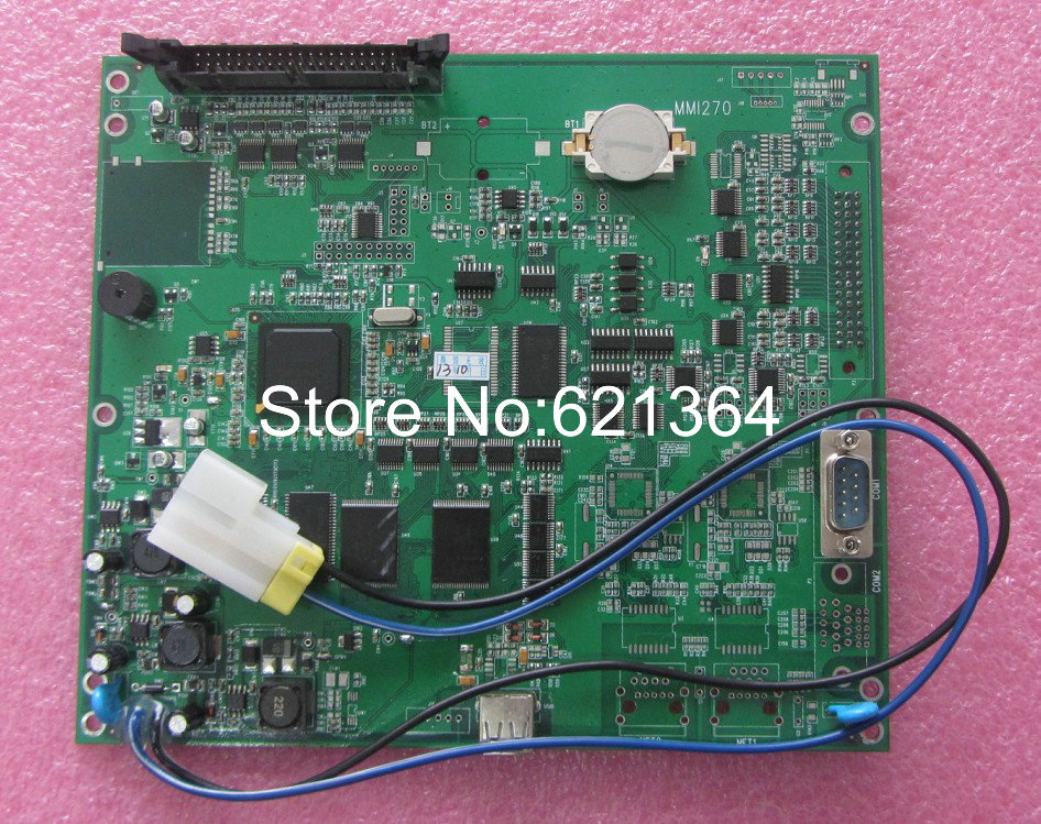 Techmation MMI270  Motherboard  for industrial use new and original  100% tested okTechmation MMI270  Motherboard  for industrial use new and original  100% tested ok