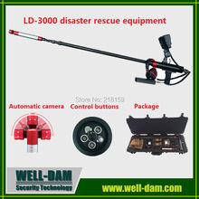 erdbeben katastrophe detektor ausrüstung