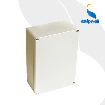 2014 superior quality  SP-FA68 CE Approved  Waterproof Box/Waterproof Case/Junction box,Size 295*210*100mm