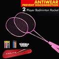 2 stück 4U G5 80g Carbon Faser Badminton Schläger Professionelle Carbon Badminton Schläger 22-28 £