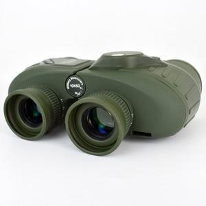 Image 5 - 10X50 Optics Militaire Verrekijker Telescoop Waterdicht Schokbestendig Spotting Scope Met Kompas Voor Camping Reizen Jacht Boshiren