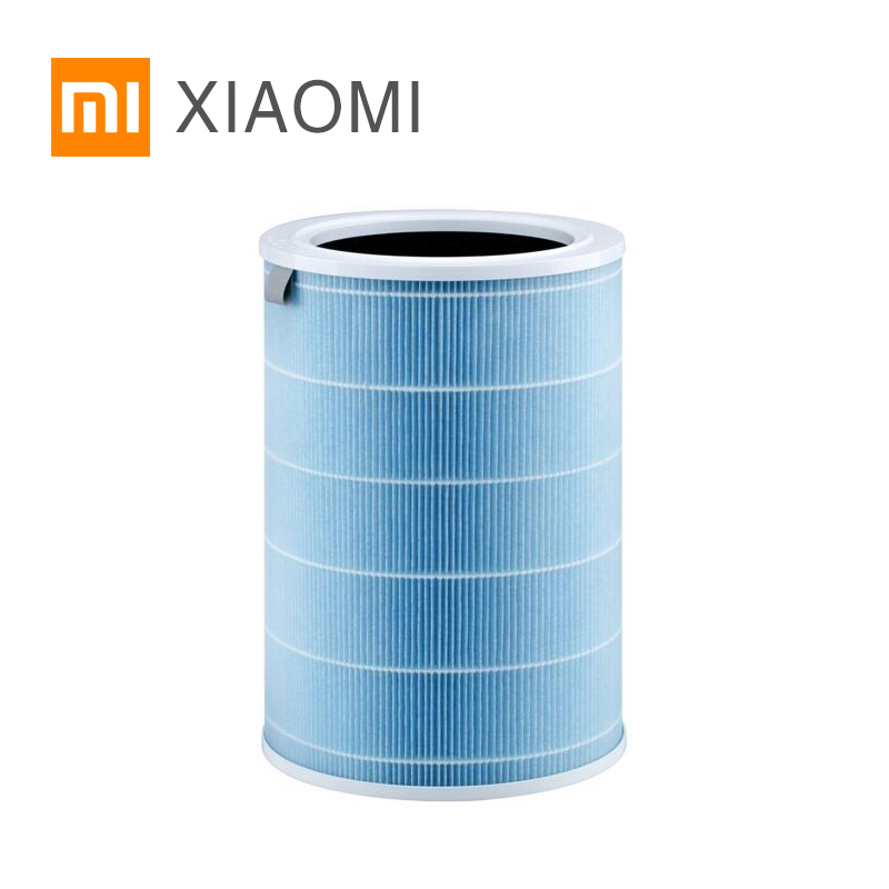 Original Xiaomi Air Purifier Filter spare parts Purification of suspended particulate matter formaldehyde and odor 1 pcs air purifier xiaomi 2 2s pro filter spare parts sterilization bacteria purification pm2 5 formaldehyde
