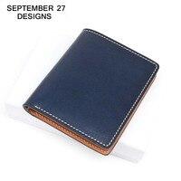 財布男性高級ブランド財布本革高品質垂直二つ折りクラッチ財布リアル牛革男性短財布