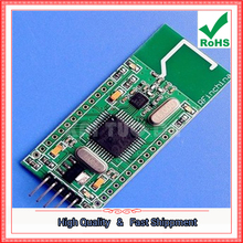 Free Shipping 2pcs programmable definition function integrated STC89C52 NRF24L01 + wireless module board C4B5