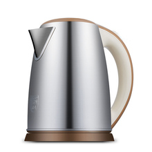 VOSOCO Electric kettle Heating Hot  Quick Heating Auto 1850W 1.8L Prevent dry burning kettle Scald proof stainless steel kettle