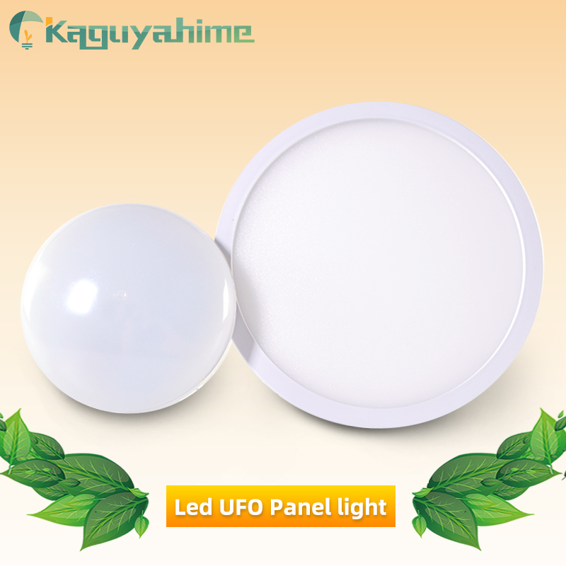 Kaguyahime LED Wall Lamp AC 85-265V 6W 9W 18W Ultra Thin Wall Light Surface Mounted Lamp Indoor Lighting Modern Home Lighting