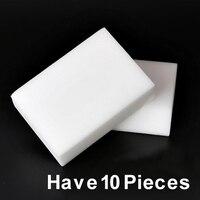 Tem 10 Peças Esfregar magia Nano esponja mágica limpar Alta-densidade de Descontaminação nano esponja esfregar magia limpo limpe RD609
