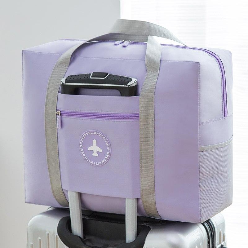 New Wholesale Folding Trolley Ryggsäck Stor Kapacitet Vattentät - Väskor för bagage och resor - Foto 6