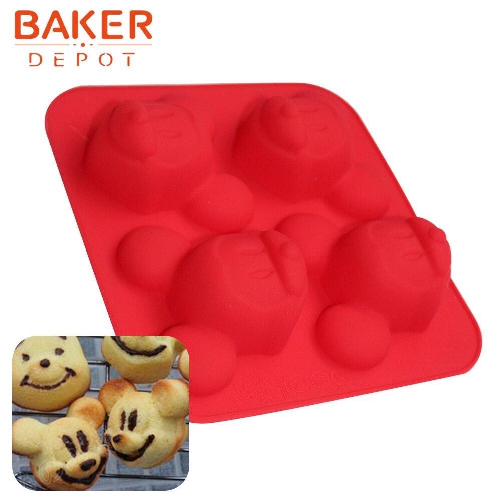 5 Étoile Forme Gâteau Pâtisserie Acier Biscuit Cookie Cutter Pâtisserie Fondant Mold outil SM