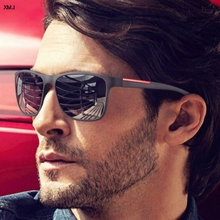 NEW  Fashion  Sunglasses Men Driving Sun Glasses For Men Brand Design High Quality Mirror Eyewear Male aluminum luxury brand polarized sunglasses men sports sun glasses driving mirror high quality eyewear male accessories with box