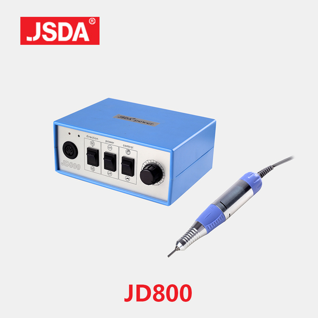 Freeshipping 2018 Direct Ing Real Jsda Jd800 Manicure Pedicure Electric Nail Drill Machine Nails Art Equipment