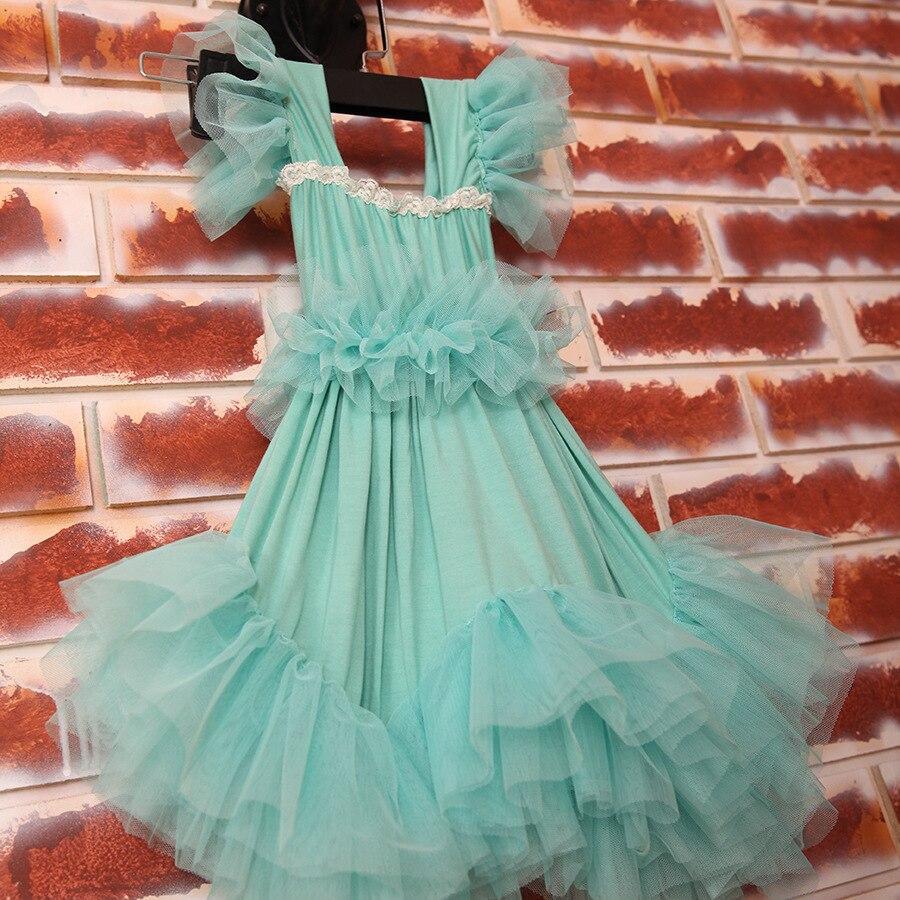 Ruffles boutique Costume wedding dress for girls Princess birthday ...
