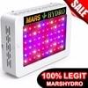 Marshydro 300W Grow Light LED Full Spectrum 100 X 3W Chip LED Grow Light 11 Band