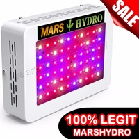 Marshydro 300W Grow Light LED Full Spectrum 100 X 3W Chip LED Grow Light 11 Band